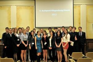 Budapesti Közgazdasági Napok 2012 Kiadványa