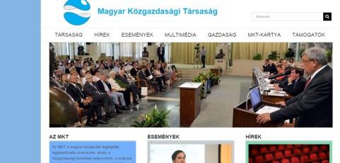 Megújult az MKT honlapja