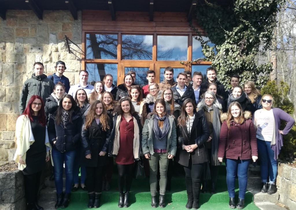 MKT IB vezetői hétvége 2017