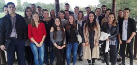 Őszi vezetőségi hétvége Kaposváron