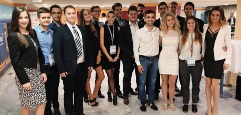 Fiatal közgazdászok az 55. Közgazdász-vándorgyűlésen