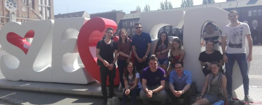 Vezetői hétvége Szegeden
