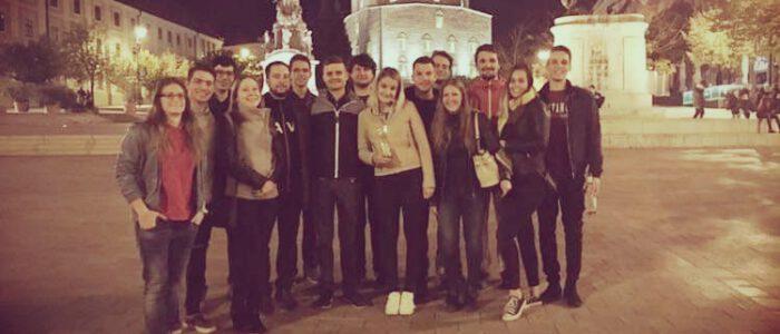 MKT IB szakmai hétvége Pécs